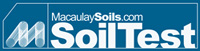 Macaulay Soils logo and link
