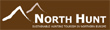 North Hunt logo and link